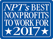 NPT's Best Nonprofits to work for 2017