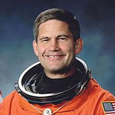 Photo of astronaut Paul Lockhart