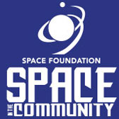 Space in the Community name and logo