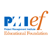 Project Management Institute Educational Foundation logo