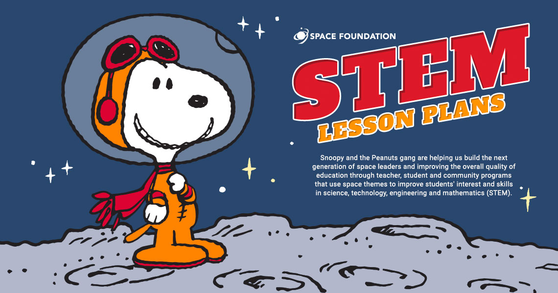 peanutes STEM lesson plans