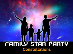 Family Star Party at the Discovery Center