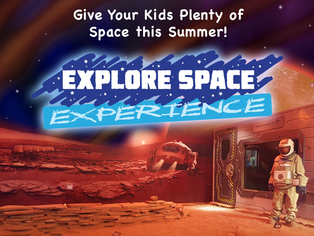 Explore Space Experience