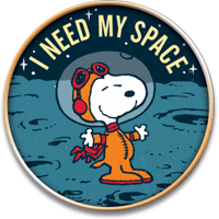 snoopy-patch