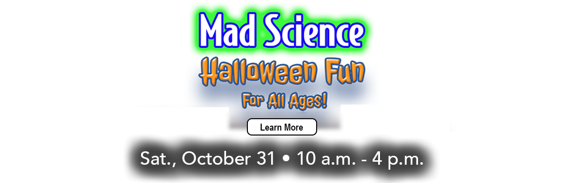 Mad Science Halloween Fun